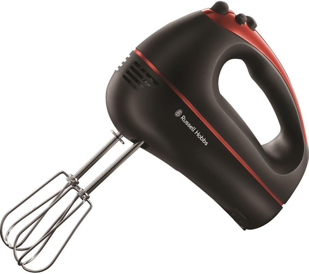 RUSSELL HOBBS Desire 18960 Hand Mixer - Black