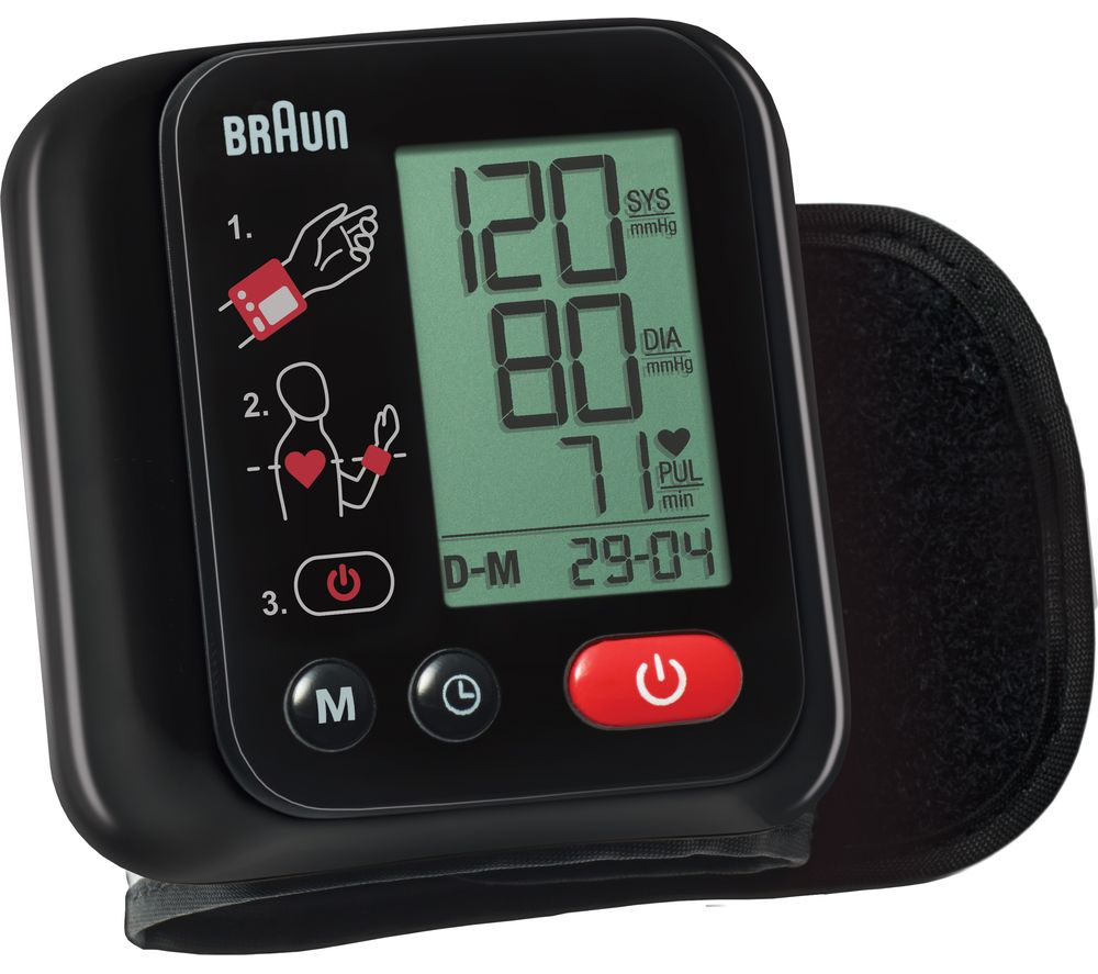 Compare retail prices of Braun ExactFit 5 BP6200 Upper Arm Blood Pressure Monitor Braun to get the best deal online