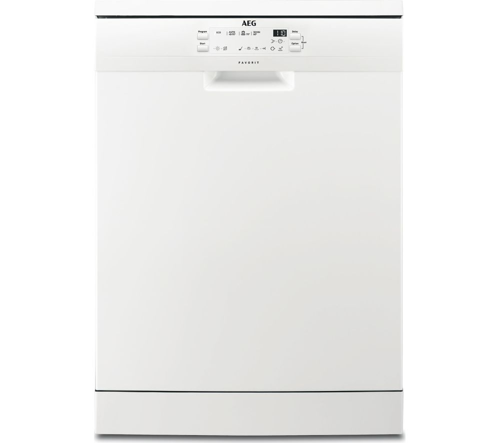 Compare retail prices of Aeg FFB41600ZW Full-size Dishwasher to get the best deal online