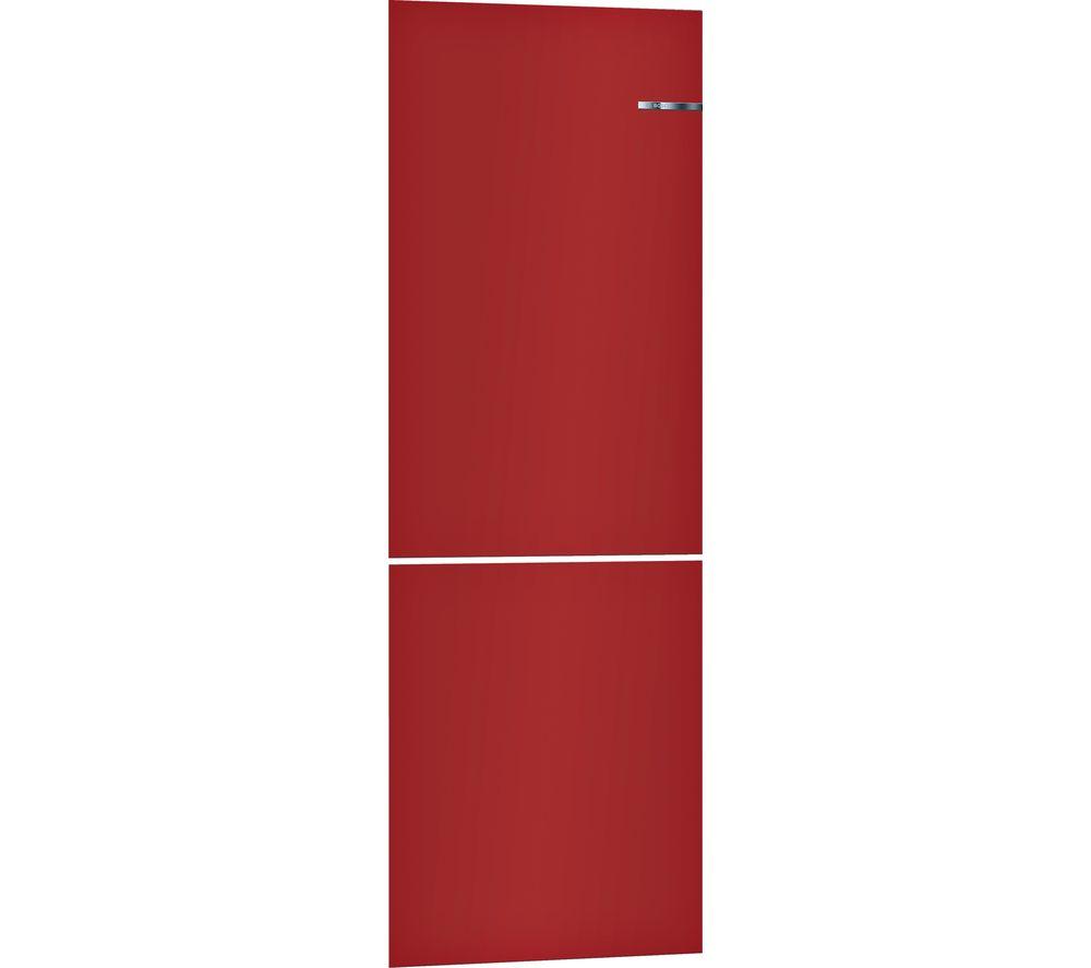 BOSCH Vario Style KSZ1AVR00 Doors - Cherry Red
