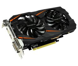 GIGABYTE GeForce GTX 1060 WINDFORCE Graphics Card
