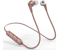 URBANISTA Madrid Wireless Bluetooth Earphones - Rose Gold