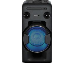 SONY MHC-V11 Wireless Megasound Hi-Fi System - Black