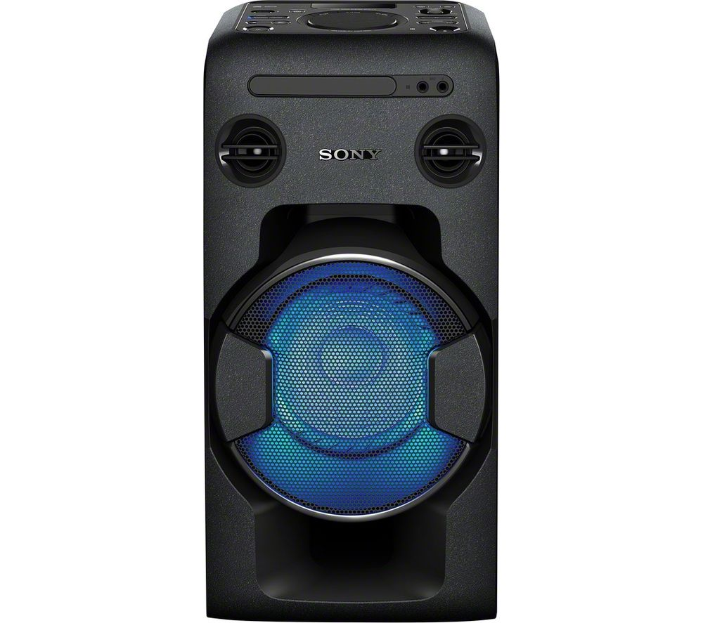 Compare prices for Sony MHC-V11 Wireless Megasound Hi-Fi System - Black