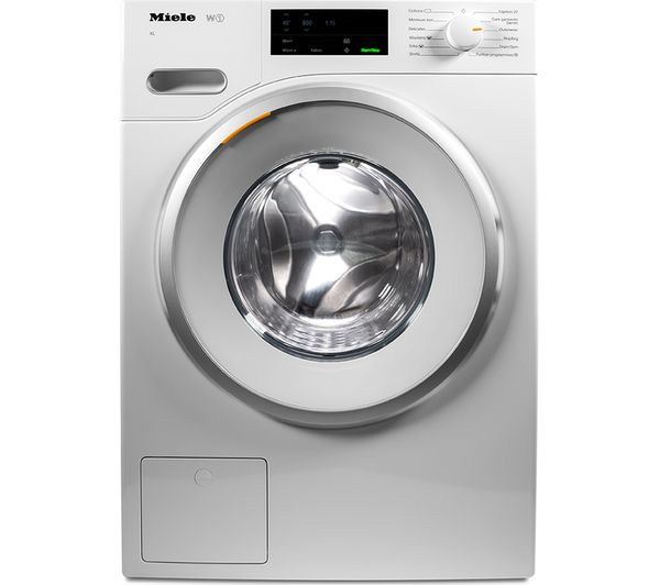MIELE W1 WWG120 XL 9 kg 1600 Spin Washing Machine - White