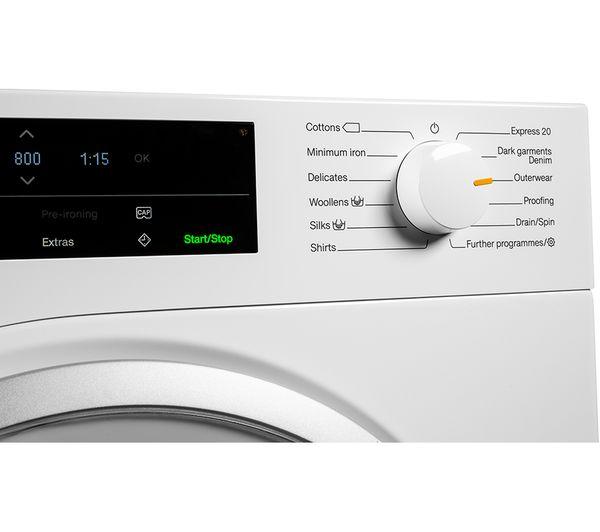 Buy Miele W1 Wwg120 Xl 9 Kg 1600 Spin Washing Machine