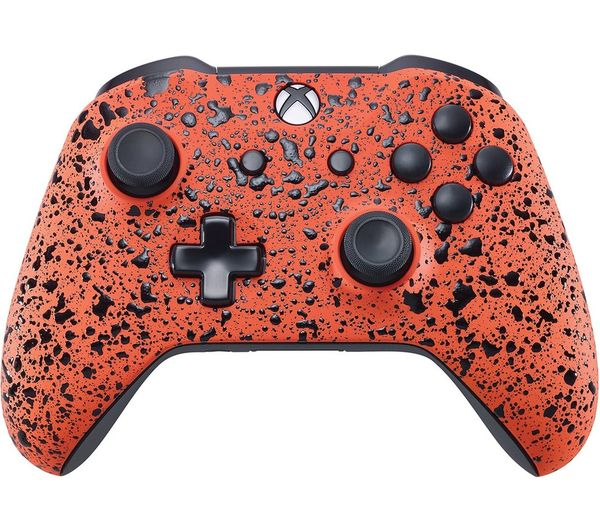 Image of MICROSOFT Xbox One Wireless Controller - 3D Orange