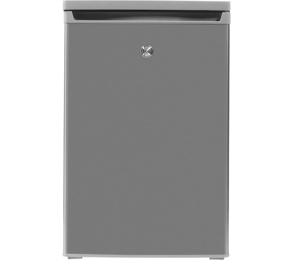 HOOVER HFLE54X Undercounter Fridge - Stainless Steel
