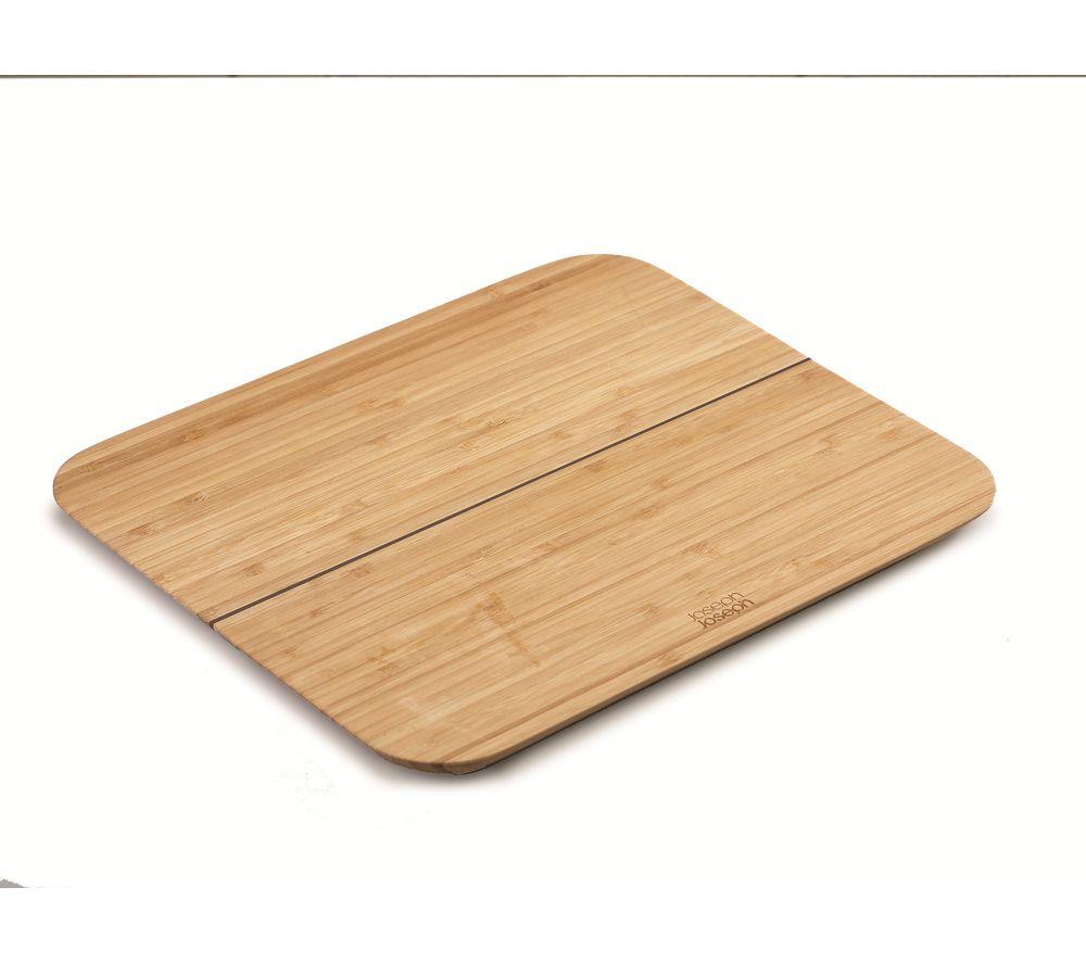 JOSEPH JOSEPH Chop2Pot Small Bamboo Chopping Board
