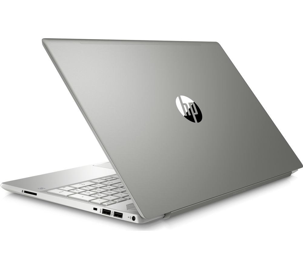 "Image of HP Pavilion 15-cs0511sa 15.6"" Intel® Core™ i7 GeForce MX150 Laptop - 256 GB SSD, Silver, Silver"