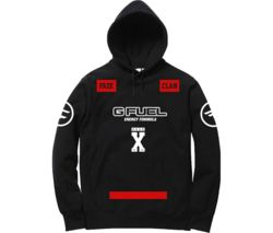 Faze Player Hoodie - 2XL, Black