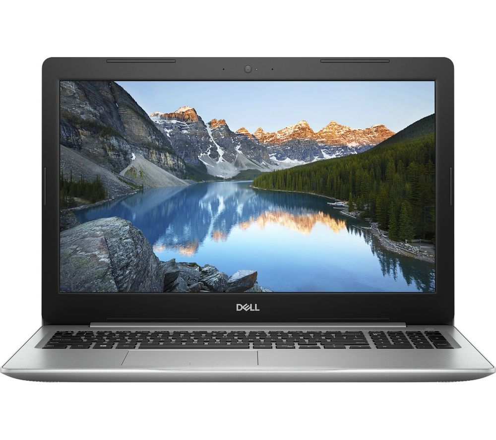 Image of DELL Inspiron 15 5570 Intel® Core™ i5 Laptop - 2 TB HDD, Silver, Silver