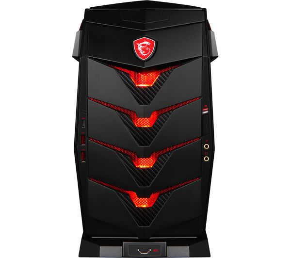 MSI Aegis 3 Intel® Core™ i7+ GTX 1060 Gaming PC - 1 TB HDD & 128 GB SSD
