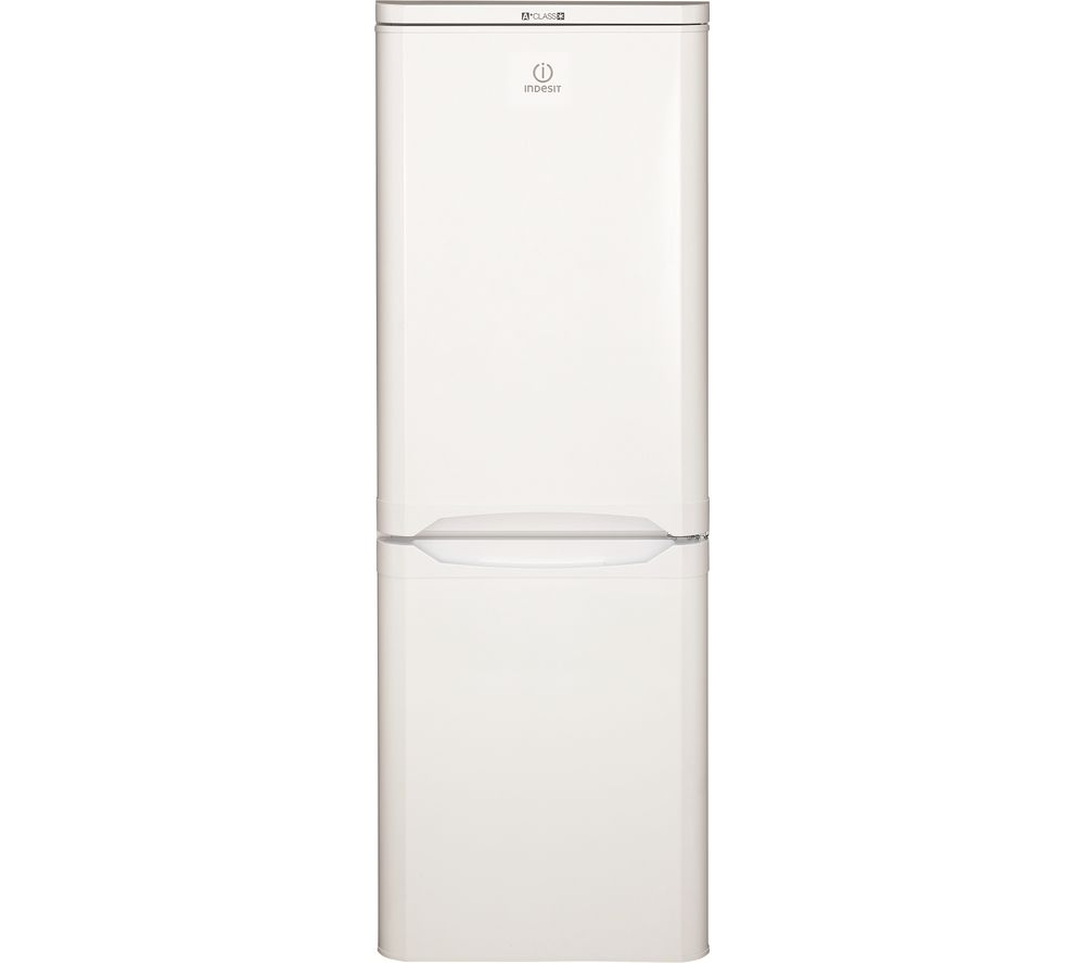 INDESIT IBD5515W 60/40 Fridge Freezer - White, White