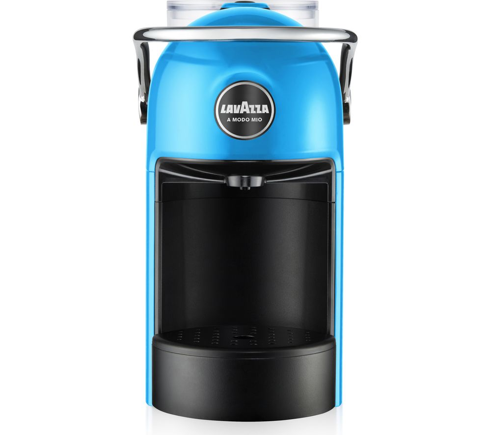 LAVAZZA A Modo Mio Jolie Coffee Machine – Light Blue, Blue