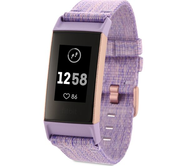 FITBIT Charge 3 SE - Lavender, Universal
