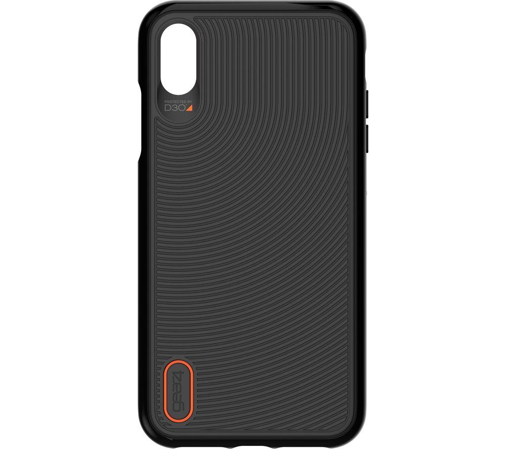 Image of Battersea iPhone XS Max Case - Black, Black