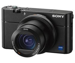 Cyber-shot DSC-RX100 V High Performance Compact Camera - Black