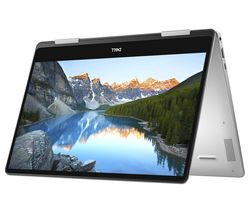 "DELL Inspiron 13 7000 13.3"" Intel® Core™ i7 2 in 1 - 256 GB SSD, Silver"