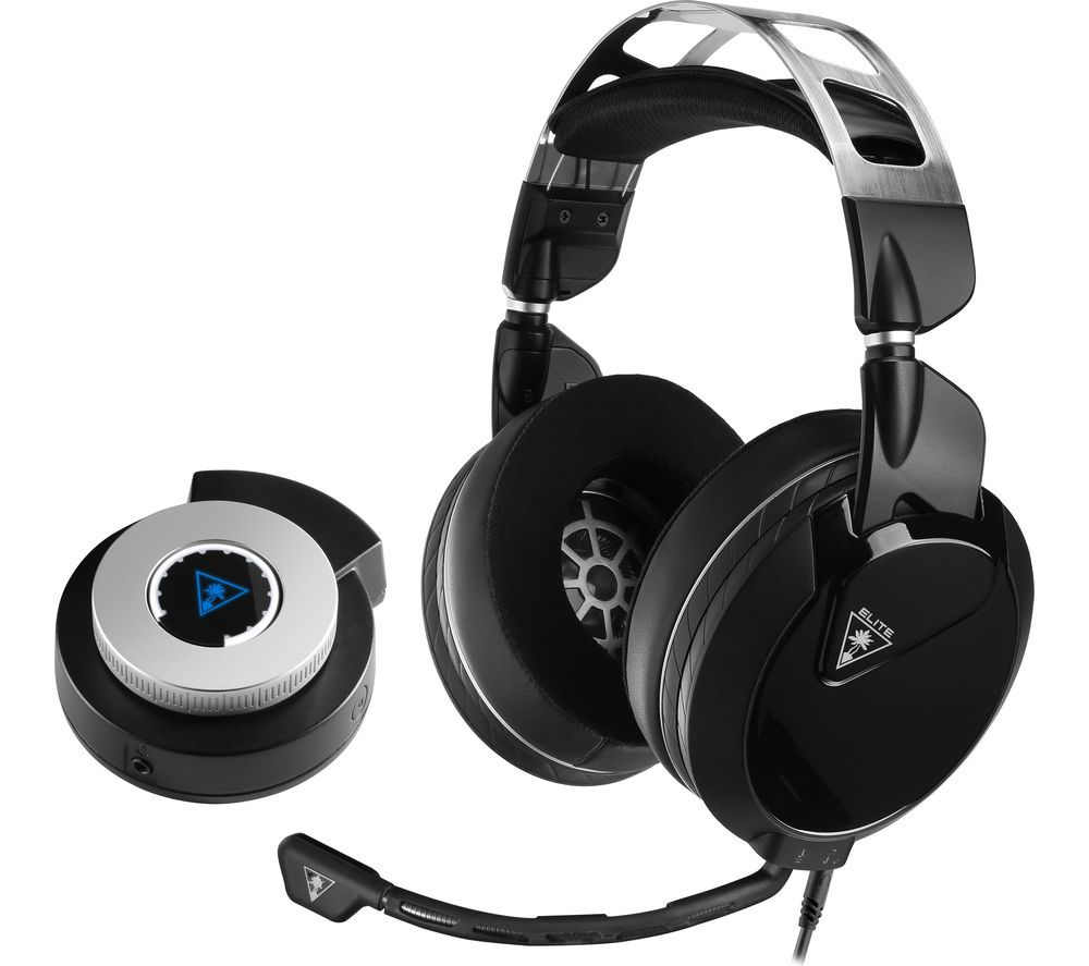 TURTLE BEACH Elite Pro 2 Wireless 7.1 Gaming Headset with Elite SuperAmp Audio Controller - Black