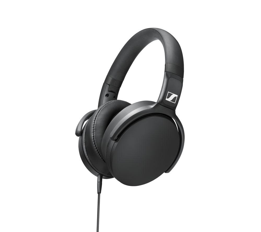 SENNHEISER HD 400S Headphones - Black