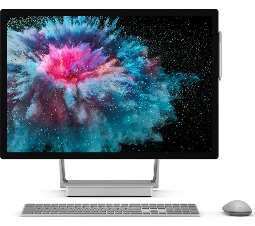 "MICROSOFT Surface Studio 2 28"" Intel® Core™ i7 GTX 1070 All-in-One PC - 1 TB SSD, Silver"