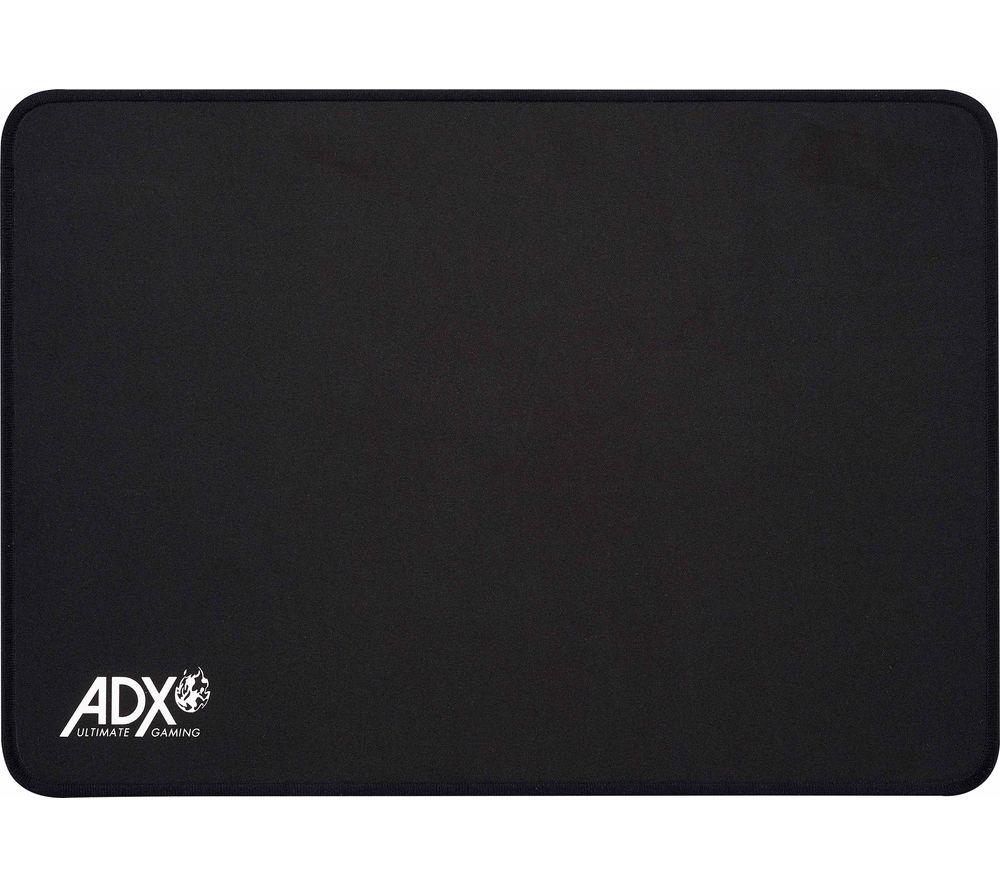 ADX Lava Mouse Mat - Black, Medium