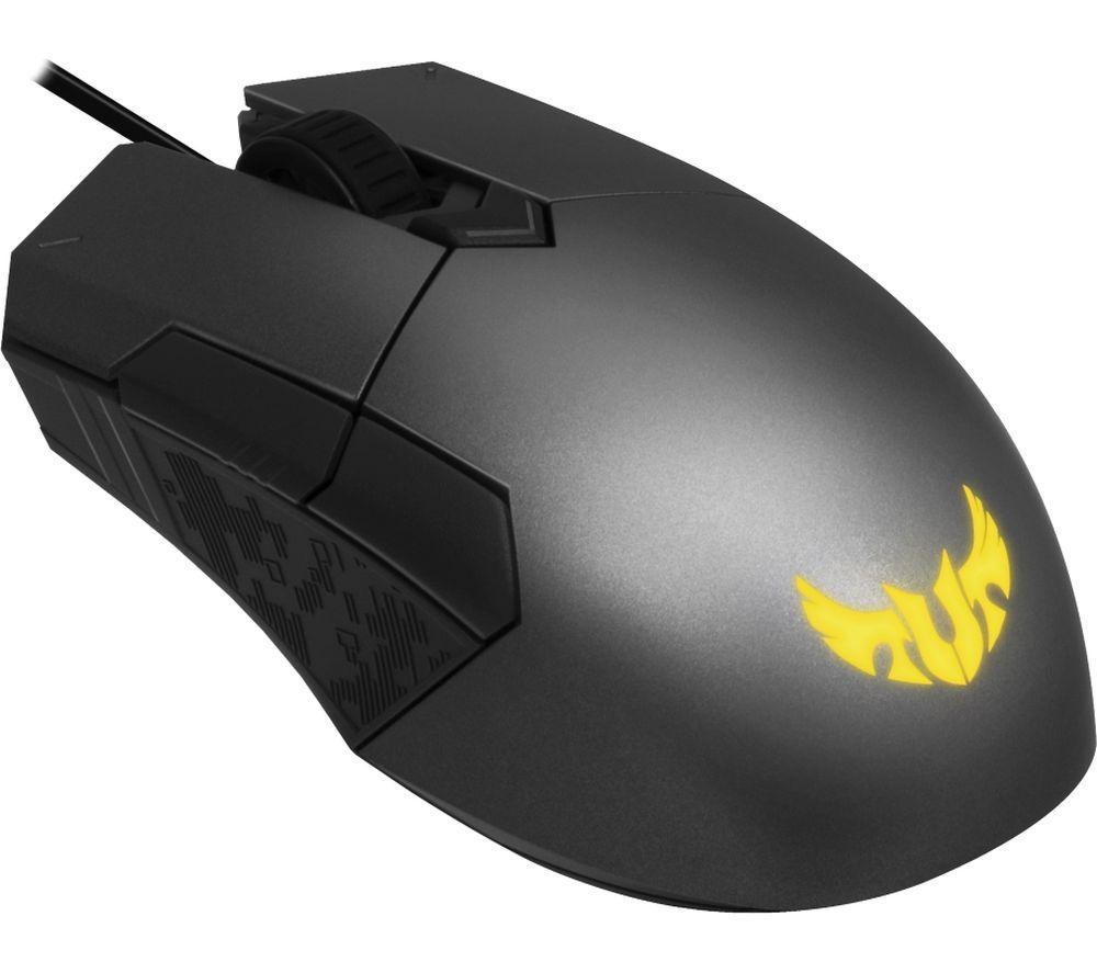 ASUS TUF M5 RGB Optical Gaming Mouse