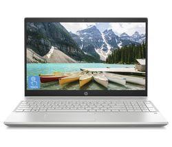 """HP Pavilion 15-cw1500sa 15.6"""" Laptop - AMD Ryzen 3, 256 GB SSD, Silver"""