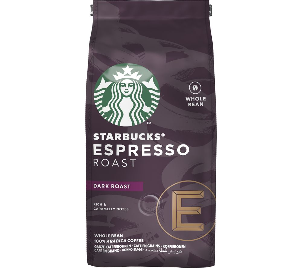 Image of Espresso Roast Coffee Beans - 200g