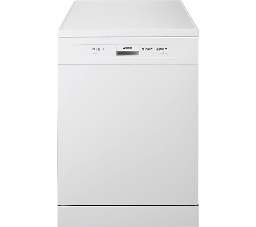 DFD13E1WH Full-size Dishwasher - White, White