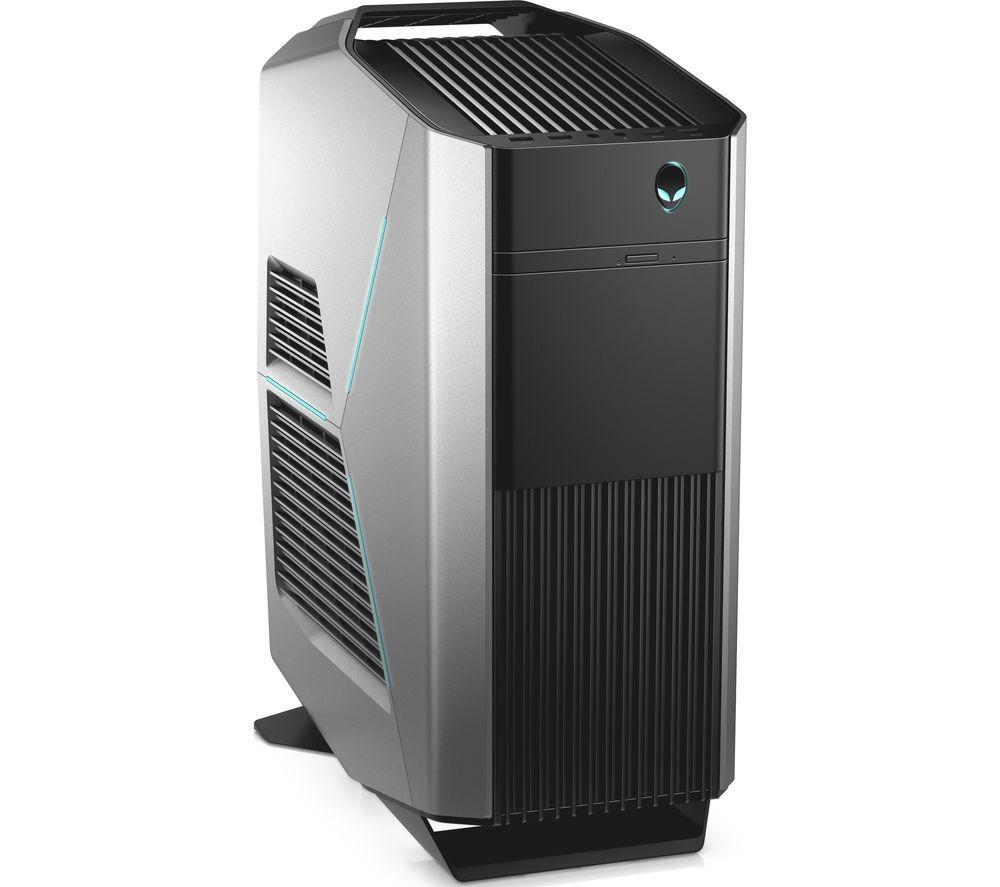 ALIENWARE Aurora R8 Intel® Core™ i7 RTX 2070 Gaming PC - 2 TB HDD & 256 GB SSD