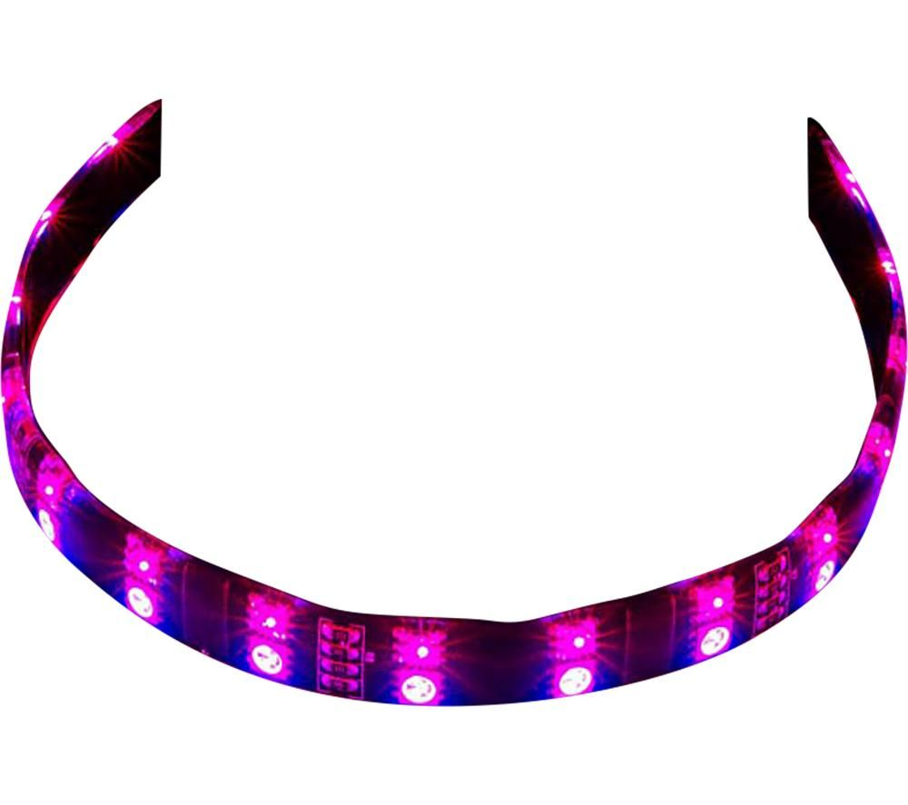 CABLEMOD WideBeam Hybrid LED Kit - 30 cm, UV/RGB