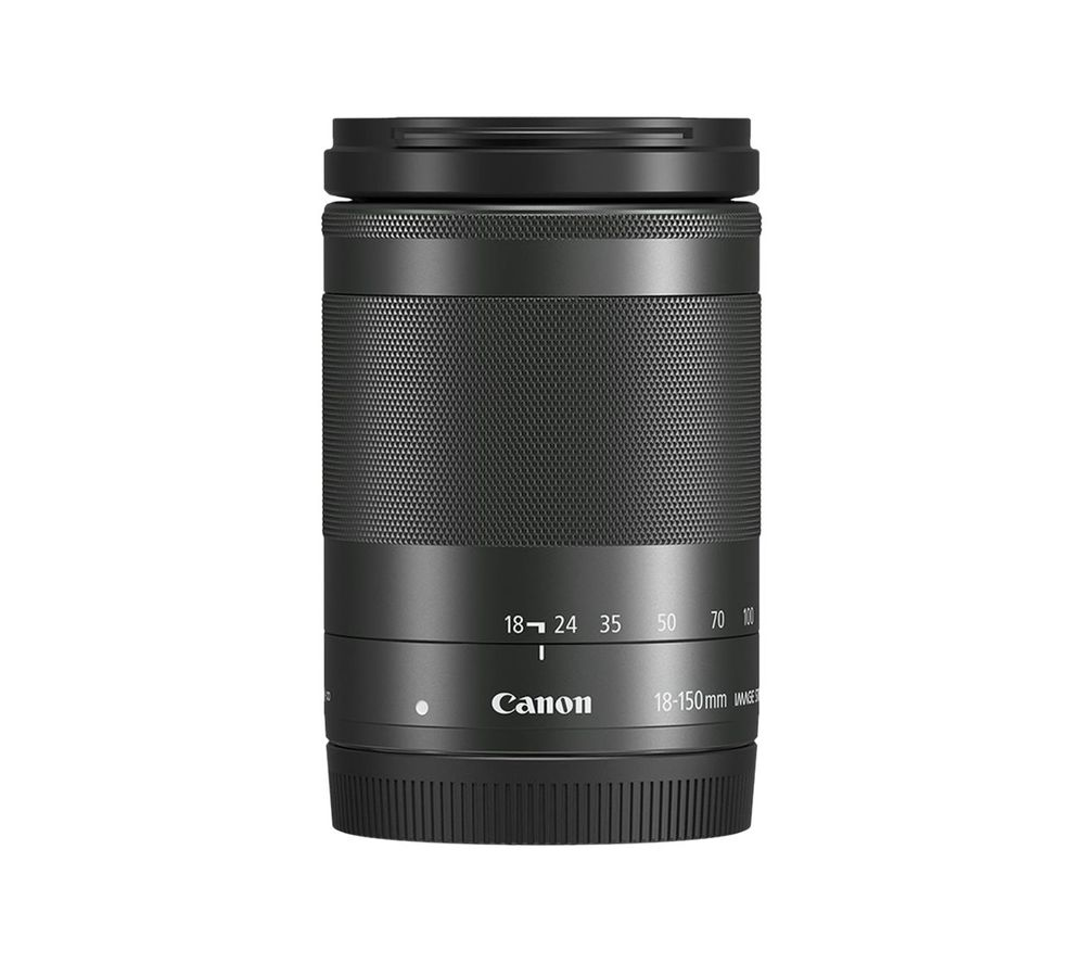 CANON EF-M 18-150 mm f/3.5-5.6 Standard Zoom Lens