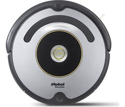 IROBOT Roomba 616 Robot Vacuum Cleaner - Black & Grey