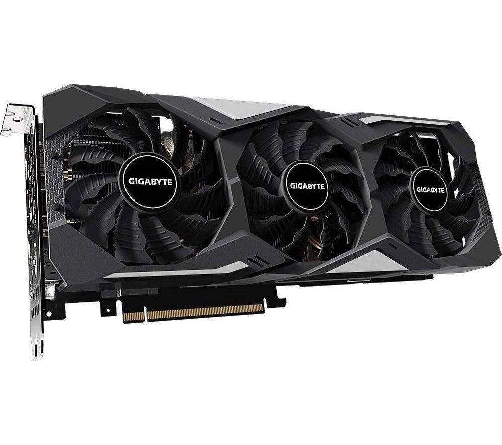 Image of GeForce RTX 2080 Super 8 GB Windforce OC Graphics Card