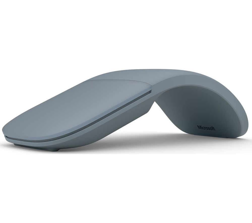 MICROSOFT Surface Arc Mouse - Ice Blue