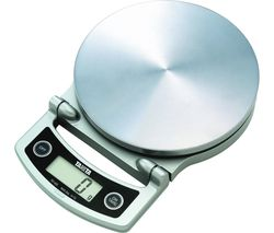 KD-400 Electronic Kitchen Scale - Silver