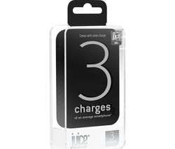 JUICE 3 Portable Power Bank - Black