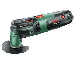 PMF 250 CES Oscillating Multi Tool - Green & Black