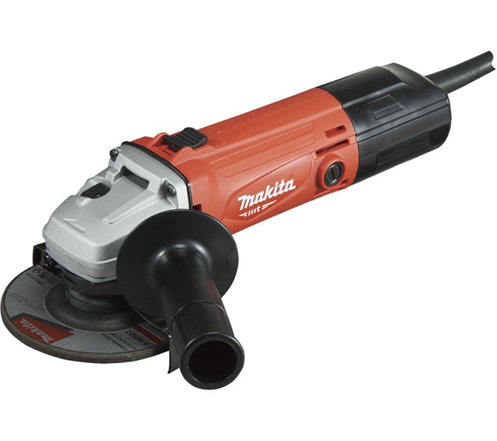 MAKITA MT Series M9502R 115 mm Angle Grinder - Red