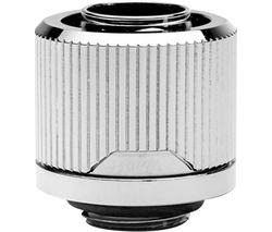 "EK-Torque STC 10/16 mm Compression Fitting - G1/4"", Nickel"
