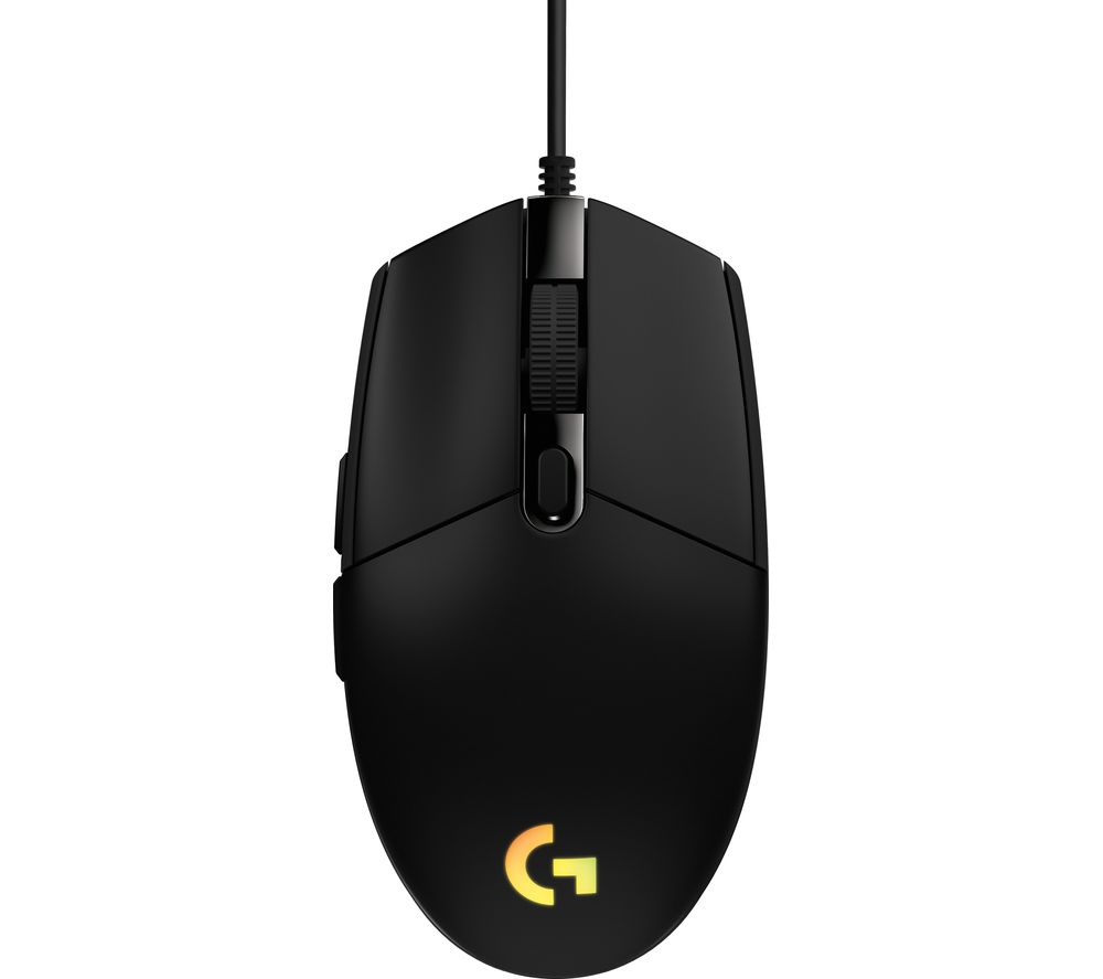 LOGITECH G203 Lightsync Optical Gaming Mouse