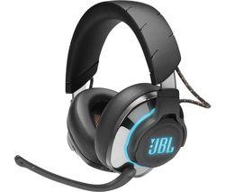 Quantum 800 Wireless Gaming Headset - Black