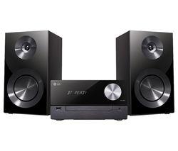 CM2460DAB Bluetooth Micro Hi-Fi System - Black
