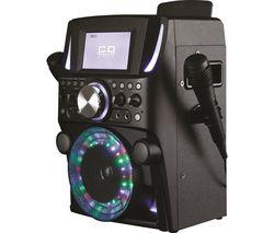 A58084 Bluetooth Karaoke System - Black