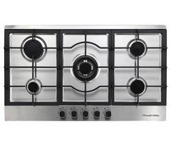 RH86GH702SS Gas Hob - Stainless Steel