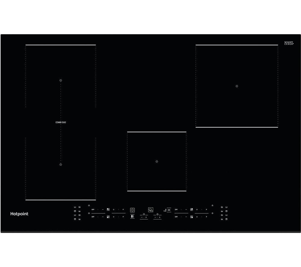 HOTPOINT TB 3977B BF Electric Induction Hob - Black