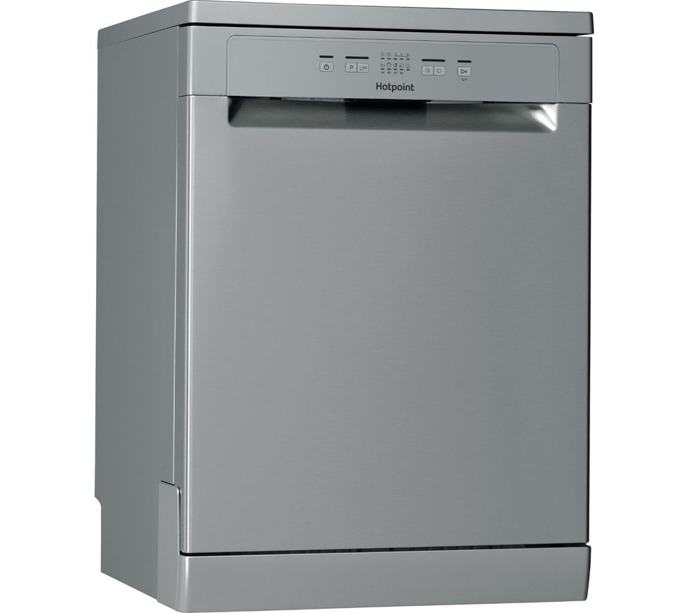 HOTPOINT HFC 2B19 X UK N Full-size Dishwasher - Stainless Steel