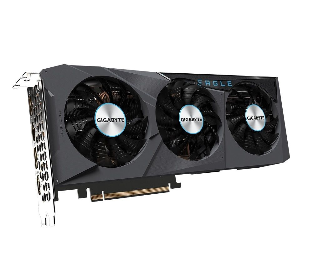 GIGABYTE GeForce RTX 3070 8 GB EAGLE Graphics Card